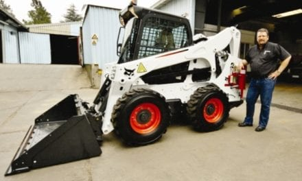 Bobcat S770 loaders