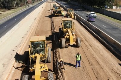 Government reports R1 trillion spent on infrastructure