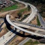 Incremental launch solution for major Pietermaritzburg bridge