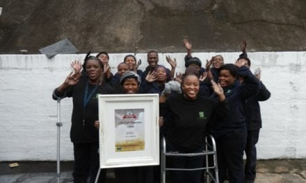 Proudly South African company offers award-winning green printing solution