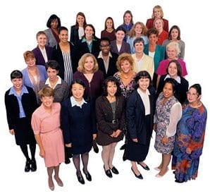 Group of women image