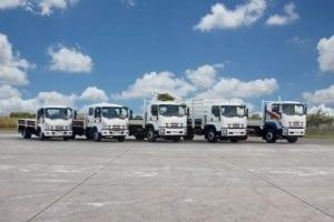 Isuzu trucks image