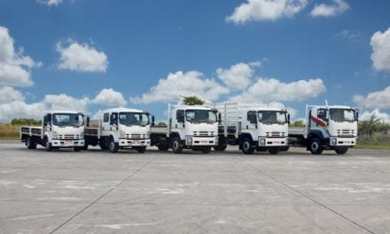Isuzu's solution to shortage of skilled drivers