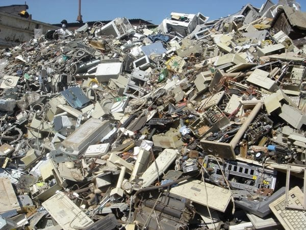 E-waste   ̶  SA not keeping up with other African countries