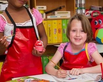 Innovative eco upcycling initiative benefits school children