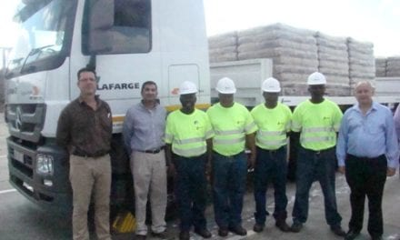 Lafarge launches Owner Driver scheme in partnership with Cargo Carriers