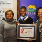 Young scientist excels in Coega Maths and Science Programme