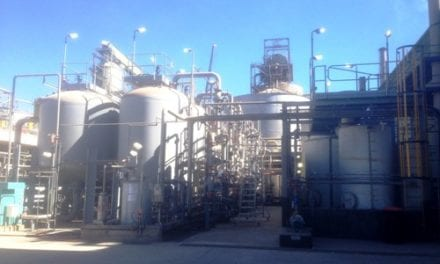 Sappi's Project Go Cell gets demineralisation system