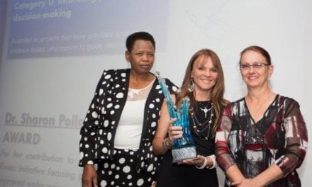 A Knowledge Tree Award for the Shared Rivers Initiative study