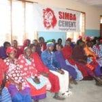 Tanga Cement Company contributes to Kenyan community