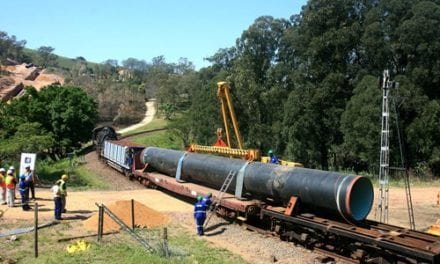 Full steam ahead for the Western Aqueduct