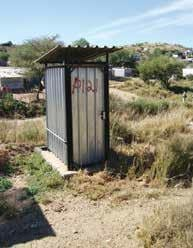 Only two toilets for Mtubatuba residents