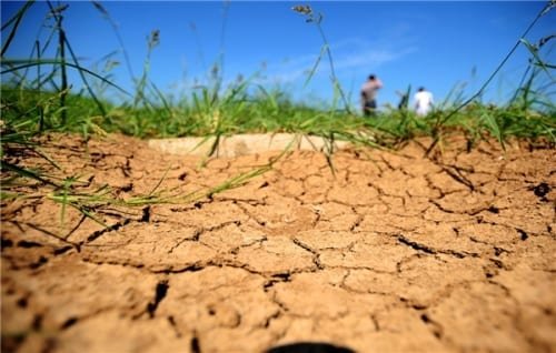 A hotter Africa is a hungrier Africa – Oxfam