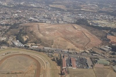 Joburg turns landfill gas into electricity