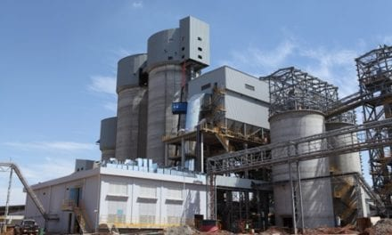 Ready, steady and nearly a go for Sephaku Cement production in Delmas