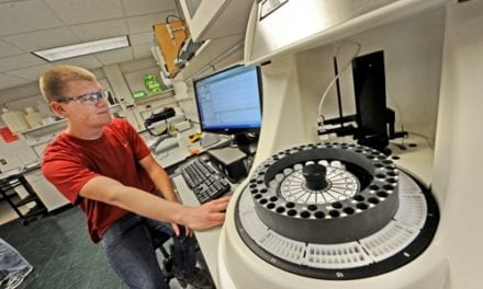 University strengthens research lab with discrete analyser