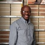 New appointment in the brick industry