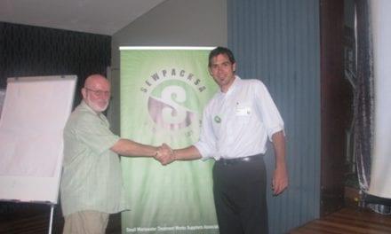 SEWPACKSA: Strengthening the package plant industry