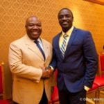 Akon bringing electricity to 1 million African households