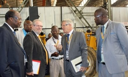 Rob Davies: manufacturing should drive industrialisation