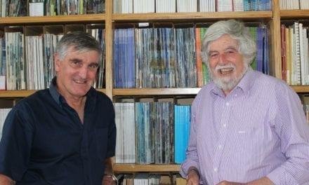 Geodesy specialist Richard Wonnacott joins Umvoto Africa