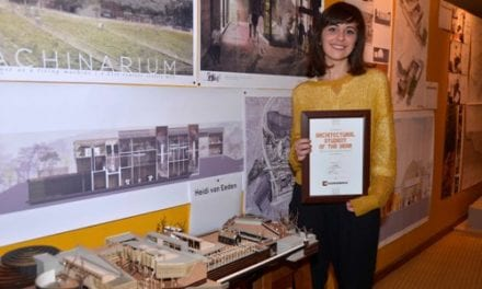 Students recognised for excellence in architecture