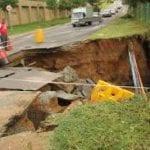 Johannesburg road and bridge damage at R60 million