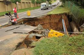 Johannesburg road and bridge damage at R60 million