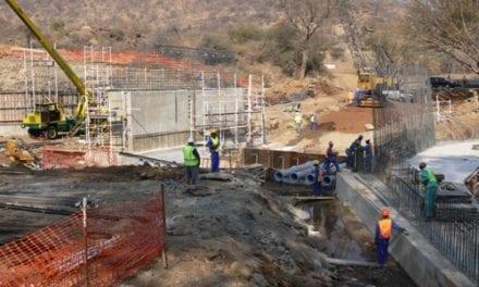 Zuma: De Hoop Dam a catalyst for development