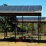 Solar powers first sustainable community dairy