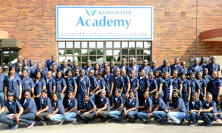 Rand Water graduates to address municipal skills shortage