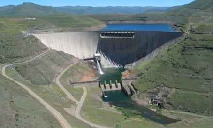 Zuma opens Lesotho Highlands Water Project phase II