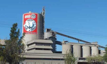 Cement company takes top honors at Nkonki awards