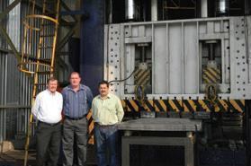 Structa Technology manufactures mammoth tank for Medupi