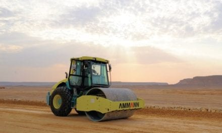 Ammann SA consolidates and looks northward