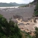 Zim dam to be drained for wall construction