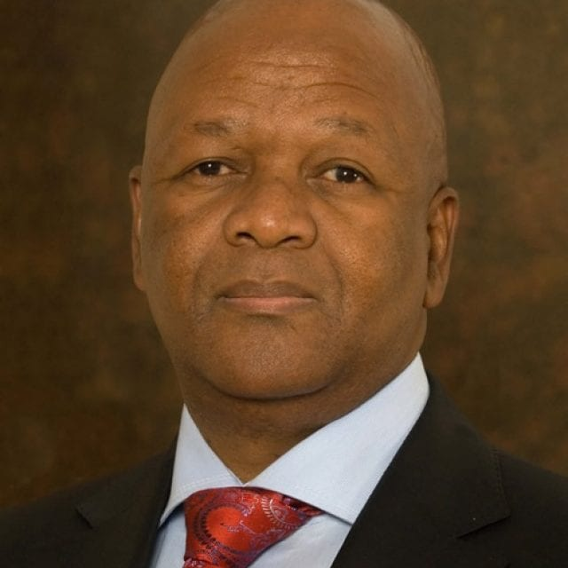 Radebe targets $25 billion in energy investments