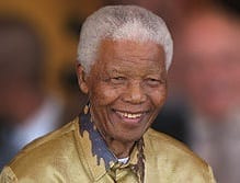 Clean up for Madiba this Friday
