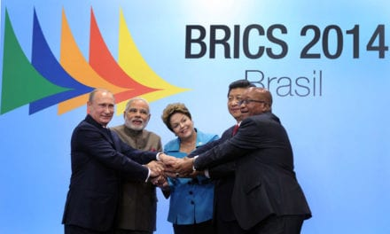 Shanghai to host BRICS bank