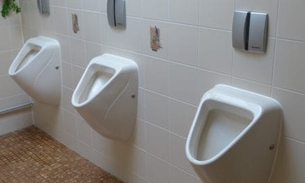 Waterless urinals to save CT 20m litres of water