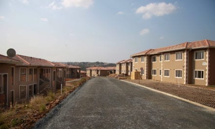 Building social housing in eThekwini