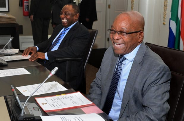 Zuma tells PICC to ensure infrastructure delivery