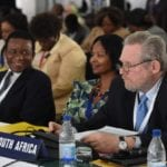 Infrastructure declaration presented at SADC summit