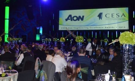 CESA Aon Engineering Excellence Awards 2014