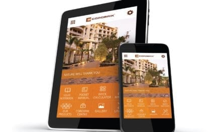 Handy new app for builders and pavers
