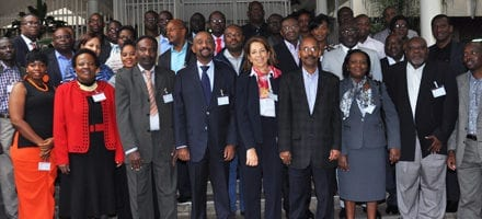 African project managers receive training