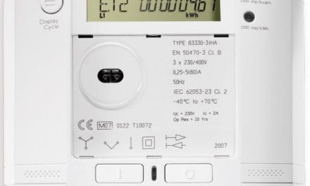 Smart meters — govt supporting local procurement