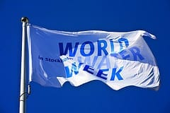 World Water Week: reduce and reuse