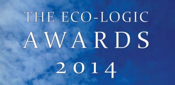 Eco-Logic Awards finalists announced