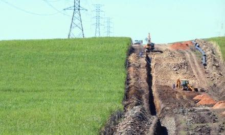 Progress at Northern Aqueduct